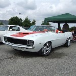 Sandy's fully restored & modified 69 Camaro