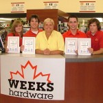 Weeks provides scholarships to their employees