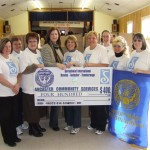 SI-DAF donated $400 to the Ancaster Community Services