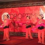 Opening ceremony for convention, traditional dancers
