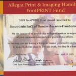 FootPRINT Fund Award