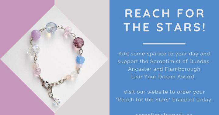 Reach for the stars bracelet